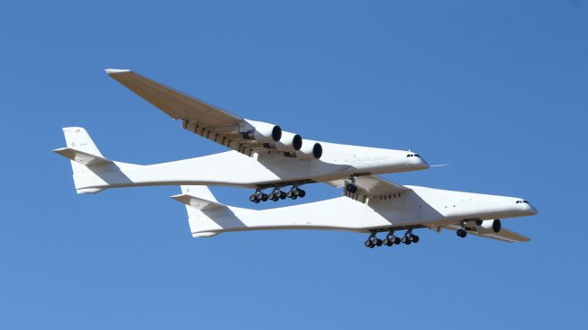 The World's Largest Airplane Is for Sale for $400 Million