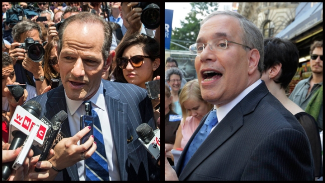 Eliot Spitzer at 1st Place in Comptroller Race, Leads Scott Stringer by 9 Points: NBC NY/WSJ/Marist Poll