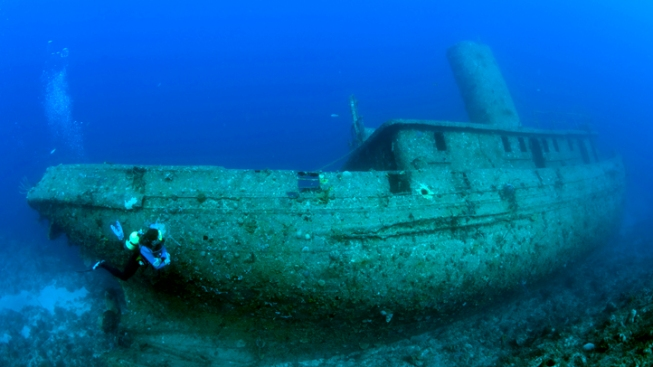 Free Sunken Ship Offered In Craigslist Ad Nbc 5 Dallas Fort Worth