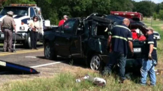 Blowout Causes Fatal Crash That Killed 5 Children