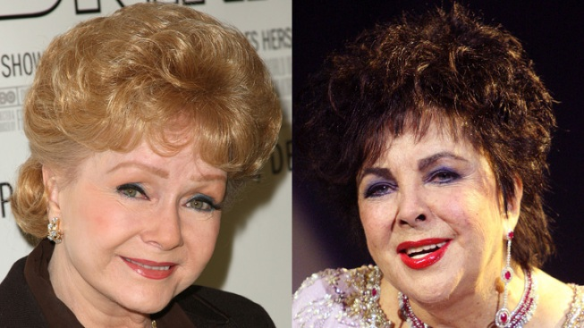 Liz Taylor Outlived Famous '50s Rivalry With Debbie Reynolds