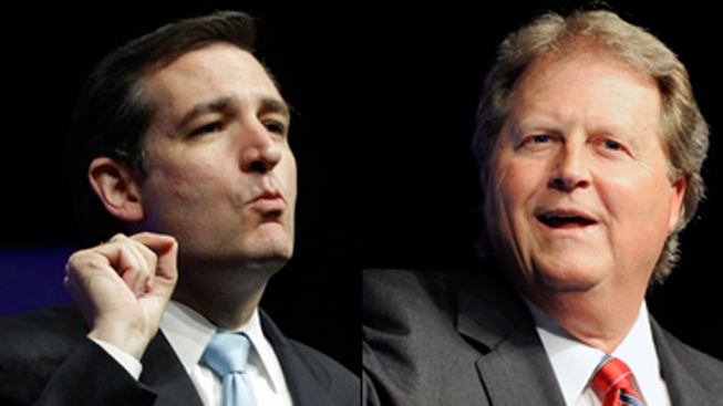 Cruz, Sadler Face Off in Final US Senate Debate