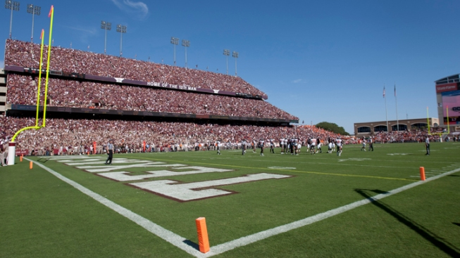 Texas A&M to Sell Kyle Field Grass