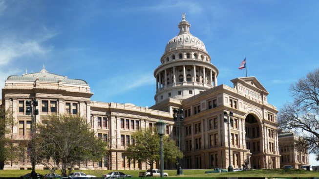 Texas Senate Draws Lots for Terms