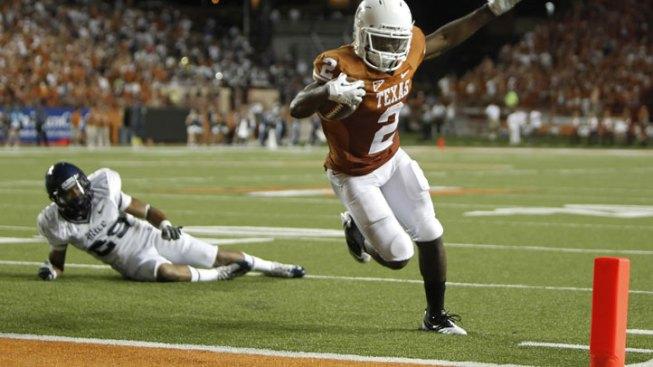 Another Shipley Scores as Texas Beats Rice
