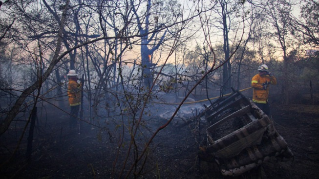 First Lawsuit Filed in Bastrop Wildfires