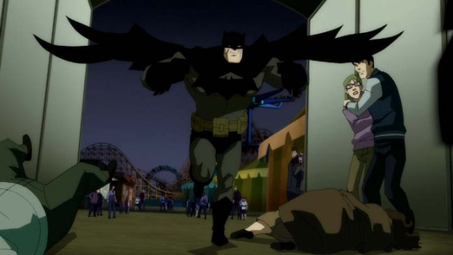 Batman's Animated Twilight