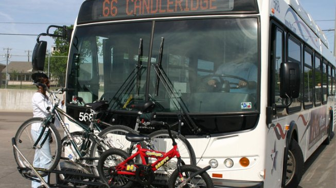 Arlington Drops Commuter Buses to Downtown
