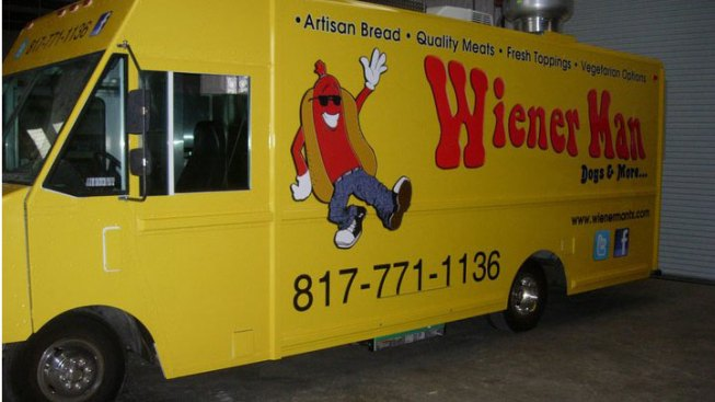 Food Truck Set to Roll, Park in FW