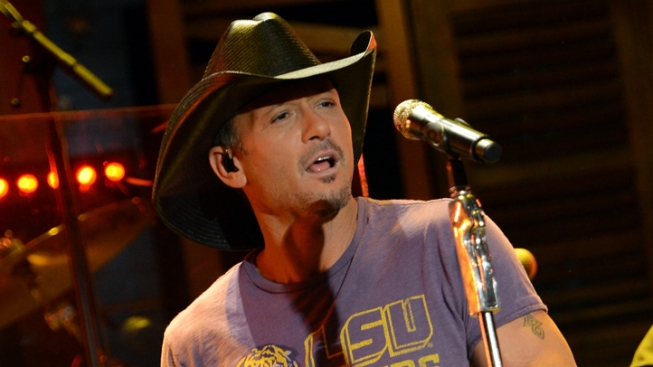 Tim McGraw Gets Slapped With Copyright Infringement Suit for the Second Time