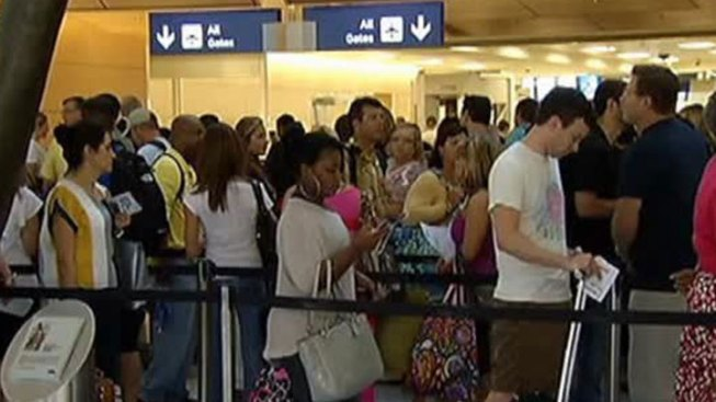 Suspicious Bag Closes Part of Terminal C at DFW International  Airport