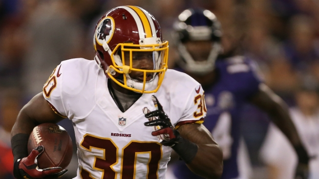Cowboys Add RB Trey Williams Off Redskins Practice Squad