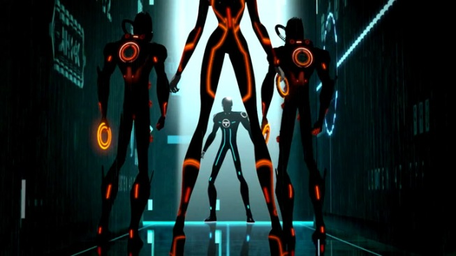 'Tron Uprising' Uploads Animated Adventure