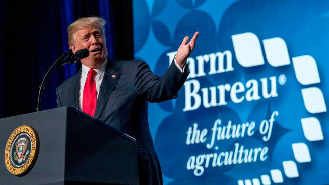 Trump Takes Victory Lap on Taxes With Rural Americans