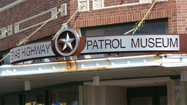 Texas Highway Patrol Museum Closing