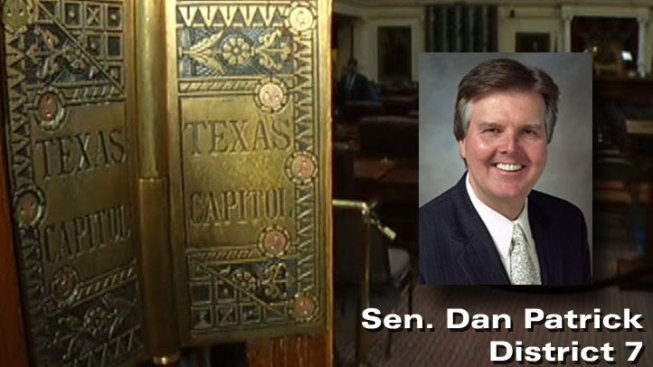 Texas State Senator Calls Self 'Education Evangelist""