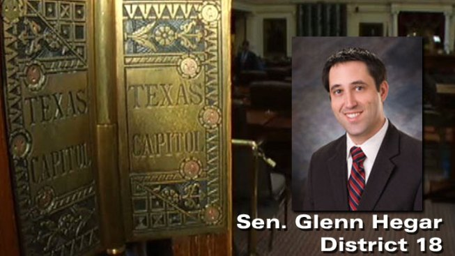 Hegar Touts Transparency in Comptroller's Race