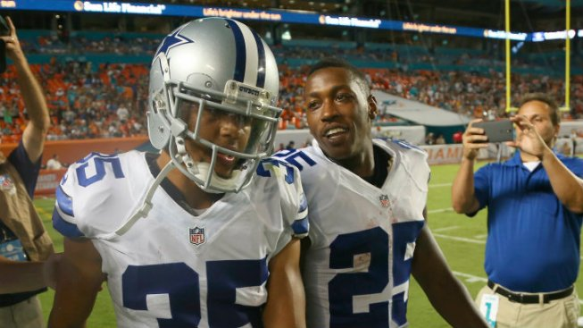 Cowboys' Patmon Still Fighting Year After Unlikely Rise