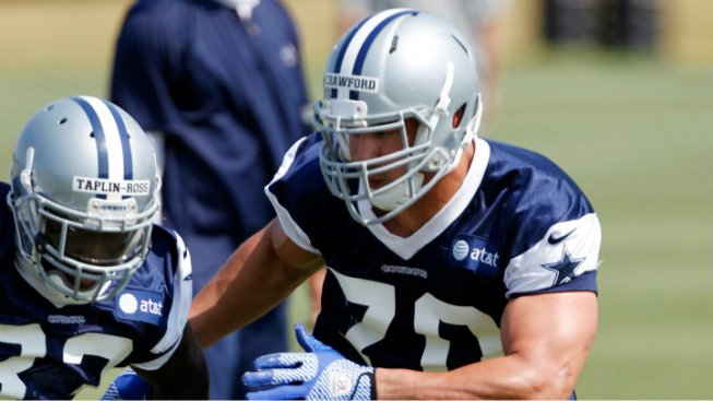 Tyrone Crawford Flourishing at DT