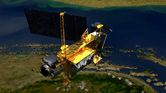Satellite to Plunge Into Somewhere, Earth, Next Week