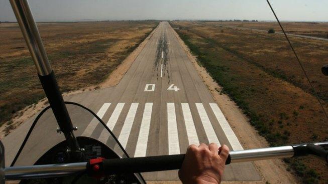 Pilot Burned in East Texas Ultralight Crash