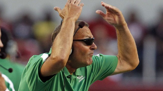 Indiana, UNT Renew Old Rivalry