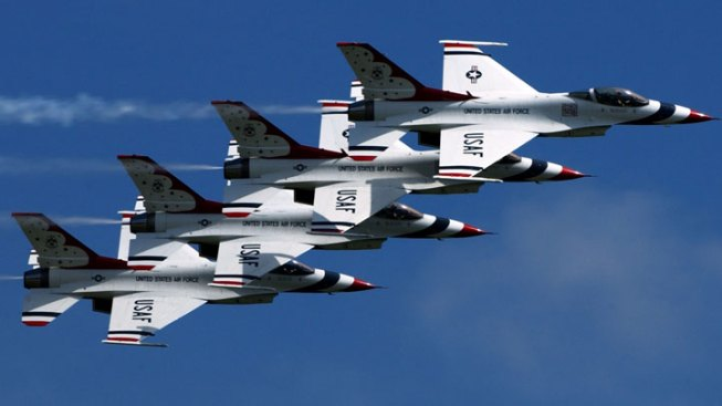 Thunderbirds, Snowbirds to Headline Alliance Air Show