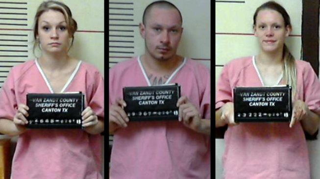 3 Charged in East Texas Oil Tank Explosion