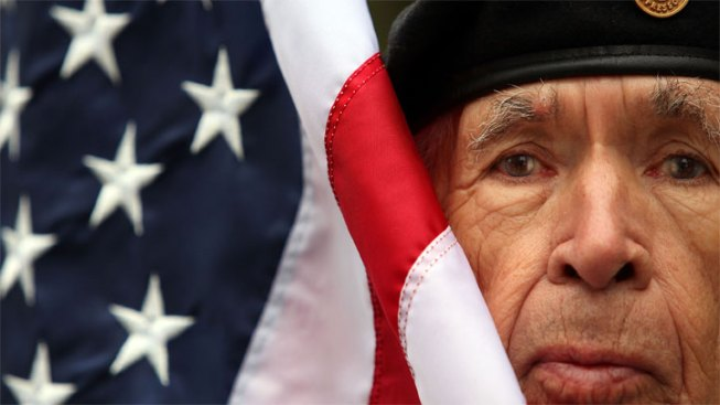 Dallas Veterans Day Parade Boasts Most WWII Vets