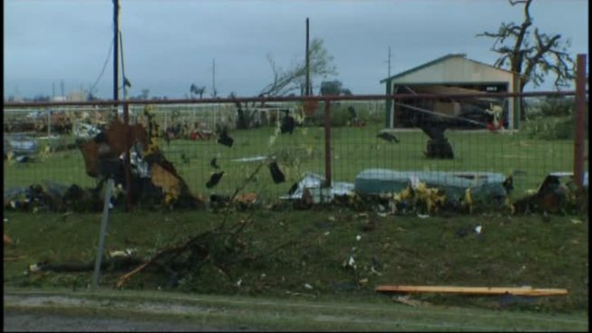 Recovery Begins in Granbury After Deadly Tornado