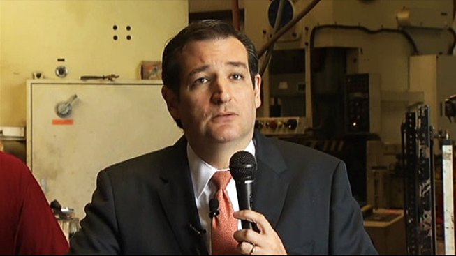 Sen. Ted Cruz Begins 2-Day Border Tour