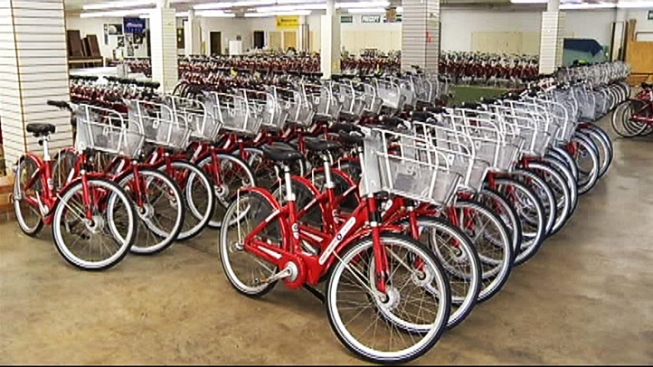 Fort Worth Bike-Sharing Program Gets Grant for Another 10 Stations