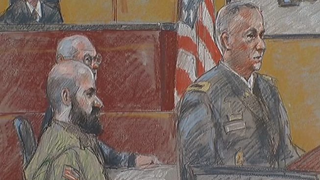 Hasan Mostly Silent Through Fort Hood Shooting Trial