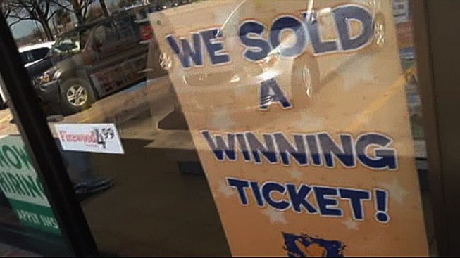 Two Weeks, Two Stores and Two $1 Million Lottery Tickets