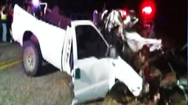 South Texas Wreck Kills 14