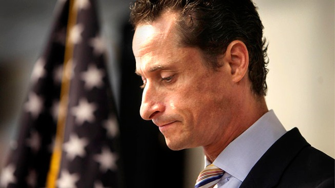 "FW Welcomes the ""Anthony"" Weiner"