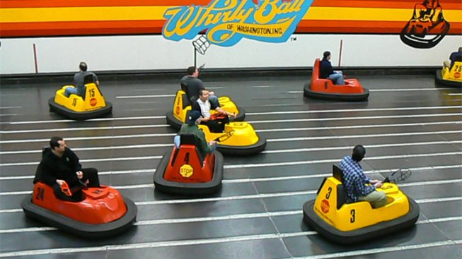 Plano to Host National Whirlyball Tournament