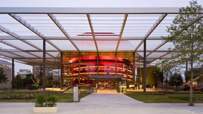 Dallas Opera Holding Animal Auditions