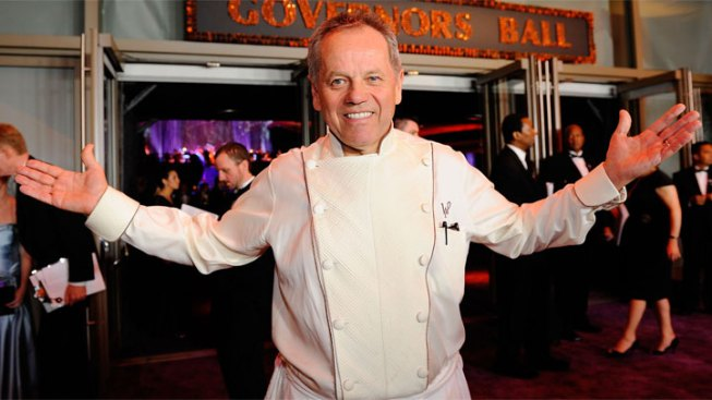 Wolfgang Puck to Host Exclusive Five Sixty Dinner