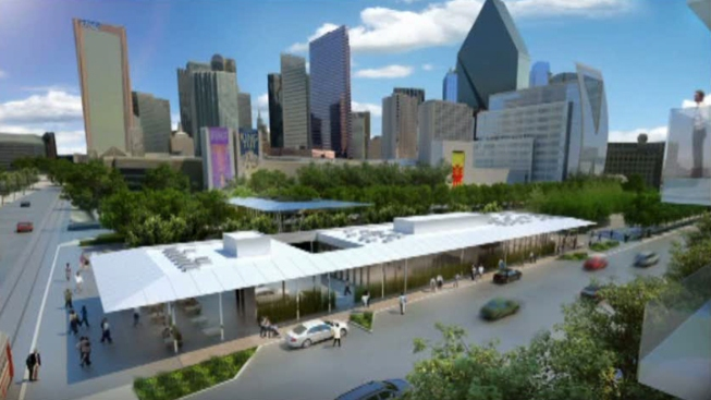 Deck Park Parking Stalled; Dallas City Budget Approved