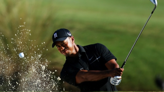 Sergio-Tiger Duel Takes Center Stage at Players