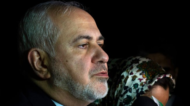 Iran President: US Sanctions on Foreign Minister 'Childish'