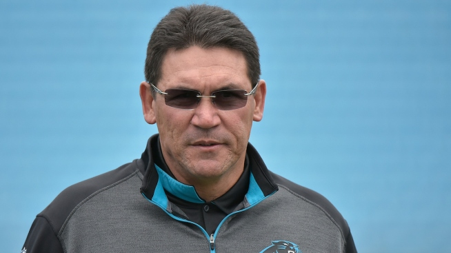 "Rivera: ""Disrespectful"" That Panthers are Listed as Underdogs Against Dallas"