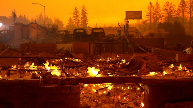 The 10 Most Destructive California Wildfires on Record