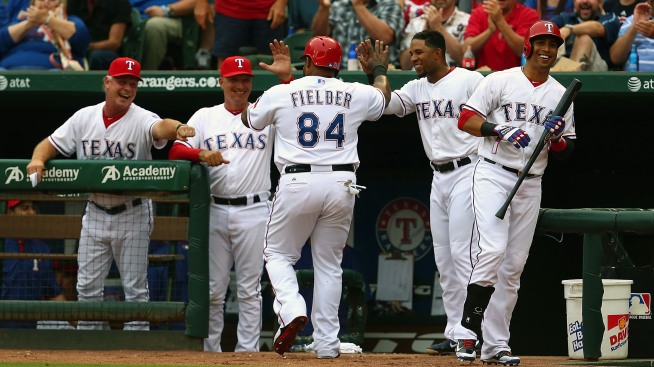 Chirinos Game-Ending HR for Rangers in 3-2 Win Over Dodgers