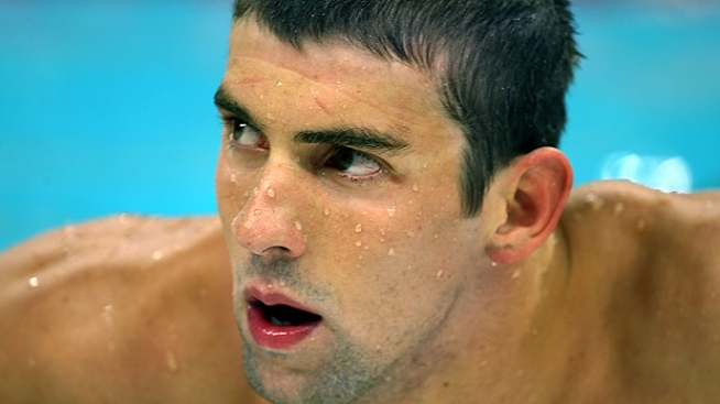 Phelps Could Get Burnt by Criminal Pot Charge
