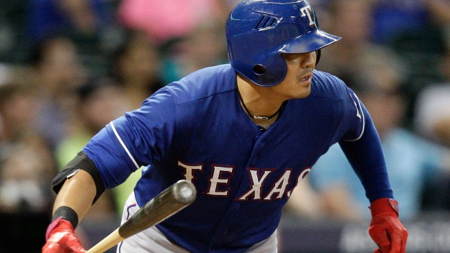 Rangers Must Upgrade Vacancy in Left Field