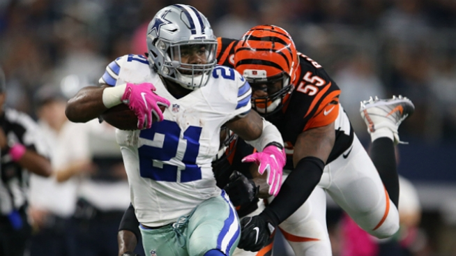 Is the NFL Ready to Suspend Cowboys' Ezekiel Elliott?