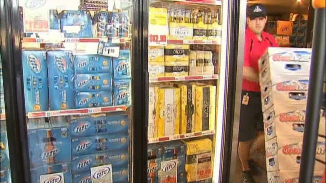 Beer is big business on Super Bowl weekend, and Andrews Distributing has a plan and promises we won't run out of beer.