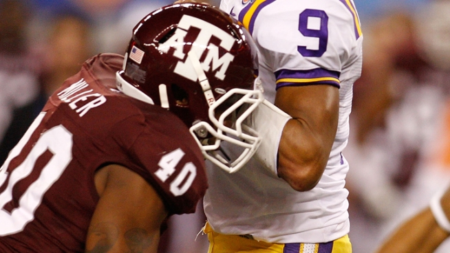 Report: A&M Notifies Big 12 it Will Withdraw
